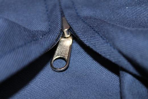 oboustranný potah na zip