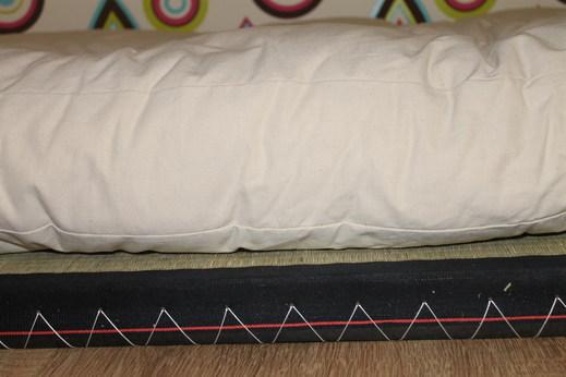 tatami s futonem